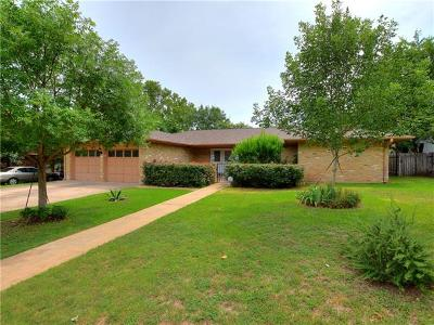 Georgetown Single Family Home For Sale: 204 Deepwood Dr
