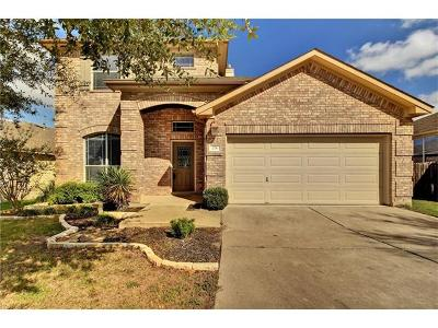 Austin Single Family Home For Sale: 274 Limestone Trl