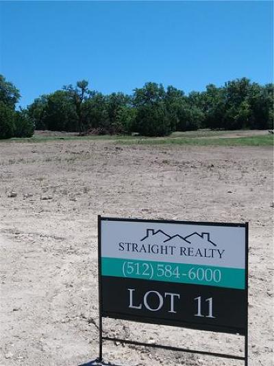 Liberty Hill Residential Lots & Land For Sale: 205 Retama Tree Trce
