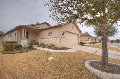 Georgetown Single Family Home For Sale: 124 Huntsville Cv