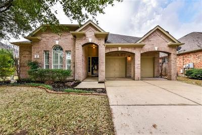 Round Rock Single Family Home For Sale: 730 Bent Wood Pl