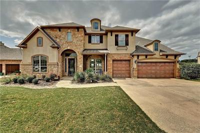 Rocky Creek, Rocky Creek Ranch Sec 01, Rocky Crk Ranch Sec 1, Rocky Crk Ranch Sec 2 Single Family Home For Sale: 17021 Rush Pea Cir