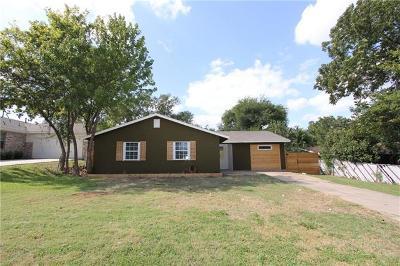 Austin Single Family Home For Sale: 4906 Eastdale Dr