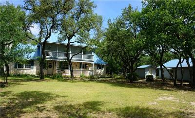Wimberley Single Family Home For Sale: 100 River Rapids Rd