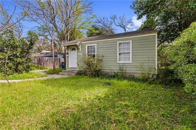 Austin Single Family Home For Sale: 508 Nelray Blvd