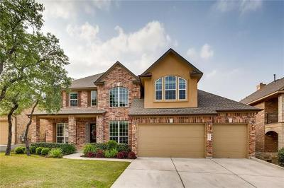 Cedar Park Single Family Home For Sale: 4209 Thoroughbred