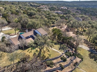 Single Family Home For Sale: 10403 Spicewood Mesa