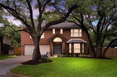 Austin Single Family Home Pending - Taking Backups: 13203 Kepler Cv