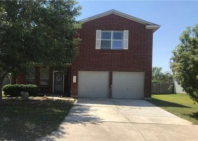 Hutto TX Single Family Home Coming Soon: $215,000