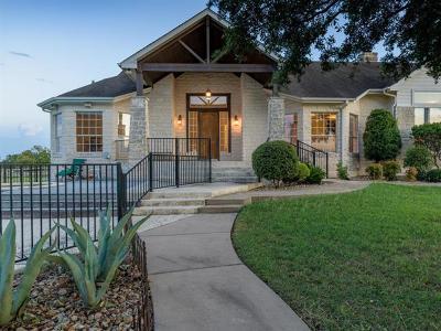 Leander Single Family Home For Sale: 1390 San Gabriel Pkwy
