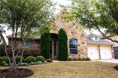 Round Rock Single Family Home Pending - Taking Backups: 2836 Nolina Ln