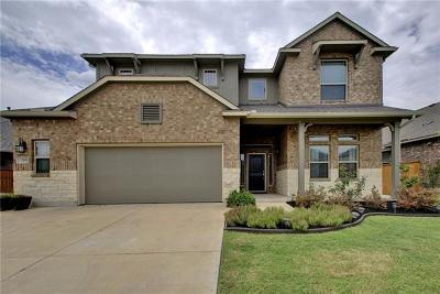 Pflugerville Single Family Home For Sale: 3705 Lunet Ring Way