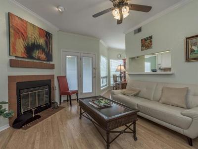 Austin TX Condo/Townhouse For Sale: $243,000