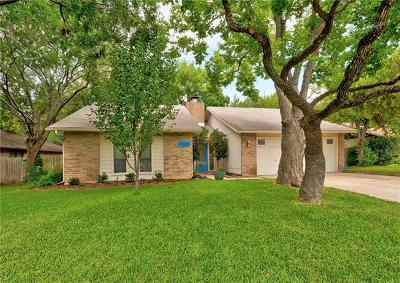 Austin Single Family Home Pending - Taking Backups: 11000 Blossom Bell Dr