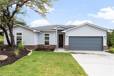 Lago Vista Single Family Home Pending - Taking Backups: 3202 American Dr