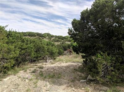 Dripping Springs Residential Lots & Land For Sale: 10605 Creekwood