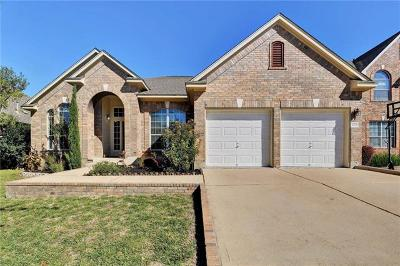 Austin Single Family Home For Sale: 12712 Rush Creek Ln