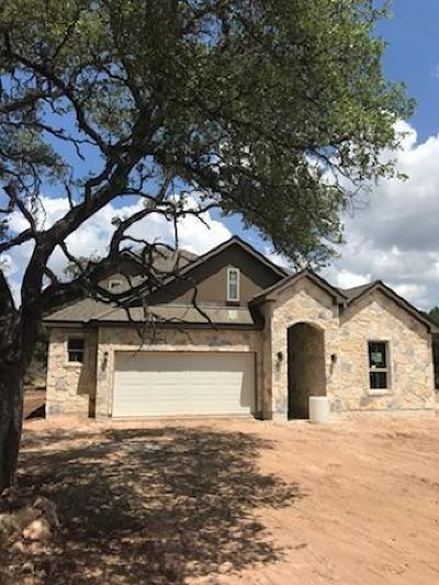 Wimberley Single Family Home For Sale: 15 Sunshine Cir