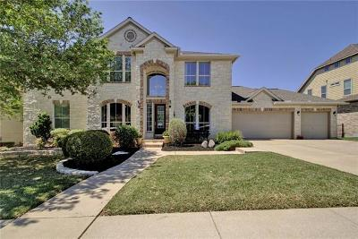Cedar Park, Leander Single Family Home For Sale: 3113 Castellano Way