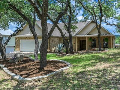Spicewood Single Family Home For Sale: 307 Kilmory Dr