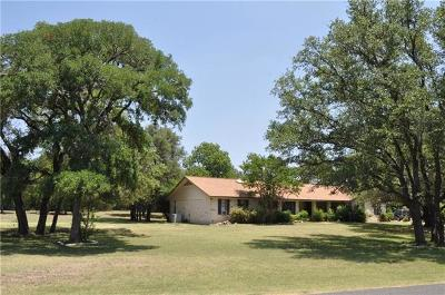 Leander Single Family Home Pending - Taking Backups: 2 Fair Oaks St