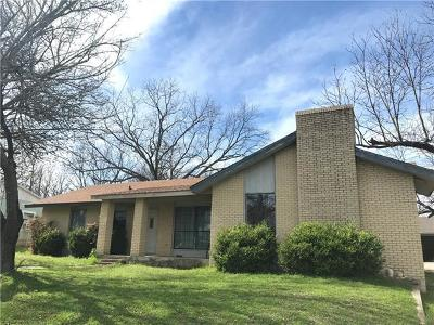 Lampasas Single Family Home For Sale: 308 N Porter St