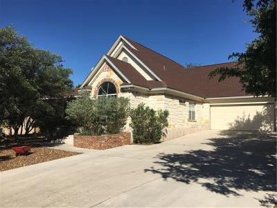 Wimberley TX Single Family Home For Sale: $339,750