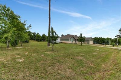 Paige Single Family Home For Sale: 109 Bonham Ln