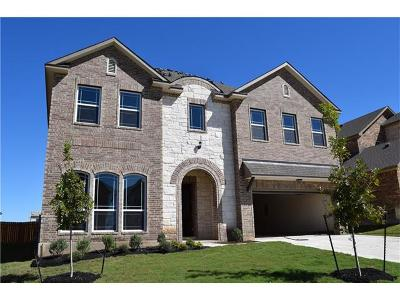 Pflugerville Single Family Home For Sale: 4112 Godwit Dr