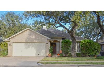 Hays County, Travis County, Williamson County Single Family Home For Sale: 5936 Lomita Verde Cir