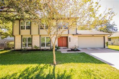 Single Family Home For Sale: 3103 Val Dr