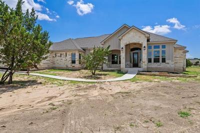 Liberty Hill Single Family Home For Sale: 328 Joya Dr