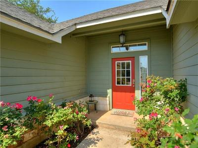 San Marcos Single Family Home Active Contingent: 137 Park Ln