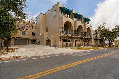 Austin Condo/Townhouse For Sale: 206 E Live Oak St #A