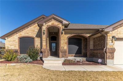 Harker Heights Single Family Home For Sale: 1017 Doc Whitten Dr N