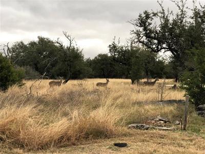Burnet County Residential Lots & Land For Sale: Lot 34 Oak Meadow Trl