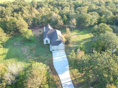 Bastrop County Single Family Home For Sale: 150 Deep Woods Ct