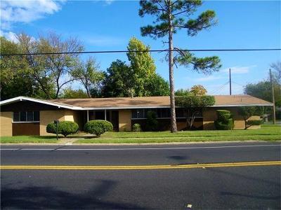 Single Family Home For Sale: 1701 Springdale Rd