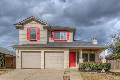 Austin Single Family Home For Sale: 6800 Bay City Bnd