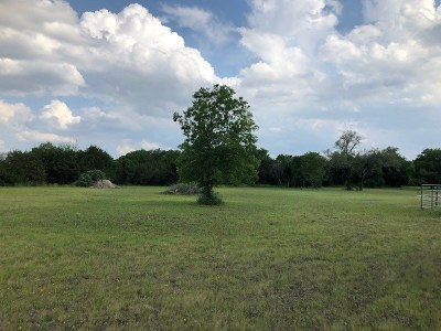 Liberty Hill Residential Lots & Land Pending - Taking Backups: 113 Deep Lake Cir