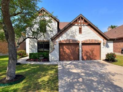 Cedar Park Single Family Home For Sale: 1714 Foxboro Ln