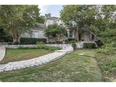 Travis County, Williamson County Single Family Home For Sale: 6324 Bon Terra Dr