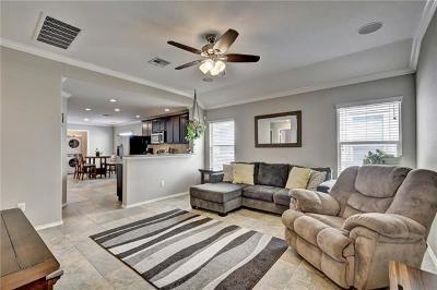 Leander Single Family Home Pending - Taking Backups: 192 Housefinch Loop