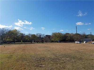Williamson County Residential Lots & Land Pending - Taking Backups: 109 N Mustang Ave