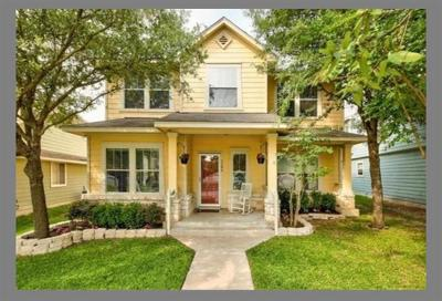 Cedar Park Single Family Home For Sale: 1304 Diner Dr