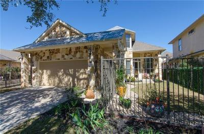 Cedar Park Single Family Home For Sale: 2518 Moray Ln