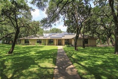 Round Rock Single Family Home Pending - Taking Backups: 3200 Fox Hollow St