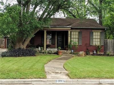 Austin Single Family Home Pending - Taking Backups: 1716 W 34th St