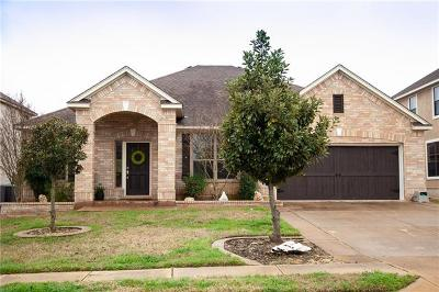 Cedar Park Single Family Home For Sale: 2514 Midnight Star Dr