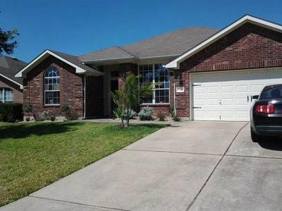 Round Rock Single Family Home For Sale: 2301 Boneset Trl